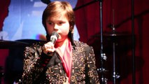 Benjamin sings 'You'll Never Walk Alone' Elvis Week 2016