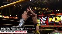 Hideo Itami vs. Tyler Breeze- WWE NXT, March 11, 2015 (WWE Network Exclusive)