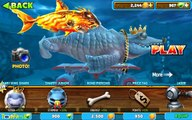 Hungry Shark Evolution - BABY KING SHARK Mr. Snappy VS Giant CRAB!