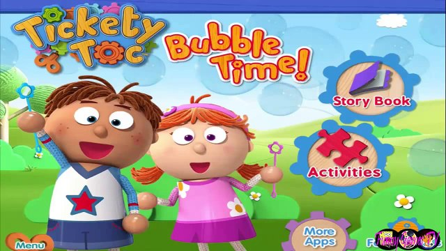 Bubble Guppies Grumpfish Tale | Tickety Toc Bubble Time