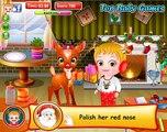Baby Hazel Reindeer Surprise Pet Care by Baby Hazel Games