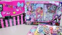 Mundial de Juguetes & Pretty Rhythm Rainbow Live Rinne Gift Box Jewelry Toy