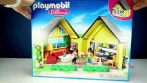 Playmobil City Life Dollhouse Building Set Build Revi