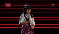 """La Voz kids México - Sara Dong - """"La llorona"""" Audiciones"""