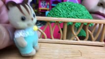 Calico Critters Kittens Ryan Plays With Liz & Bad Boy Reads Diary in a Tree House HMP Shorts Ep. 18-6UN