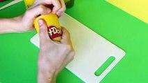 Homer Simpson Play-Doh Гомер Симпсон Пластилин (The Simpsons Play Doh Creations)-PhAh