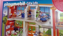 Clinique pour enfants Playmobil français – Instructions de construction sabonner!
