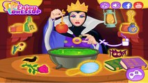 Disney Princess Snow White and the Evil Queens Spell Disaster - Snow White Games for Kids