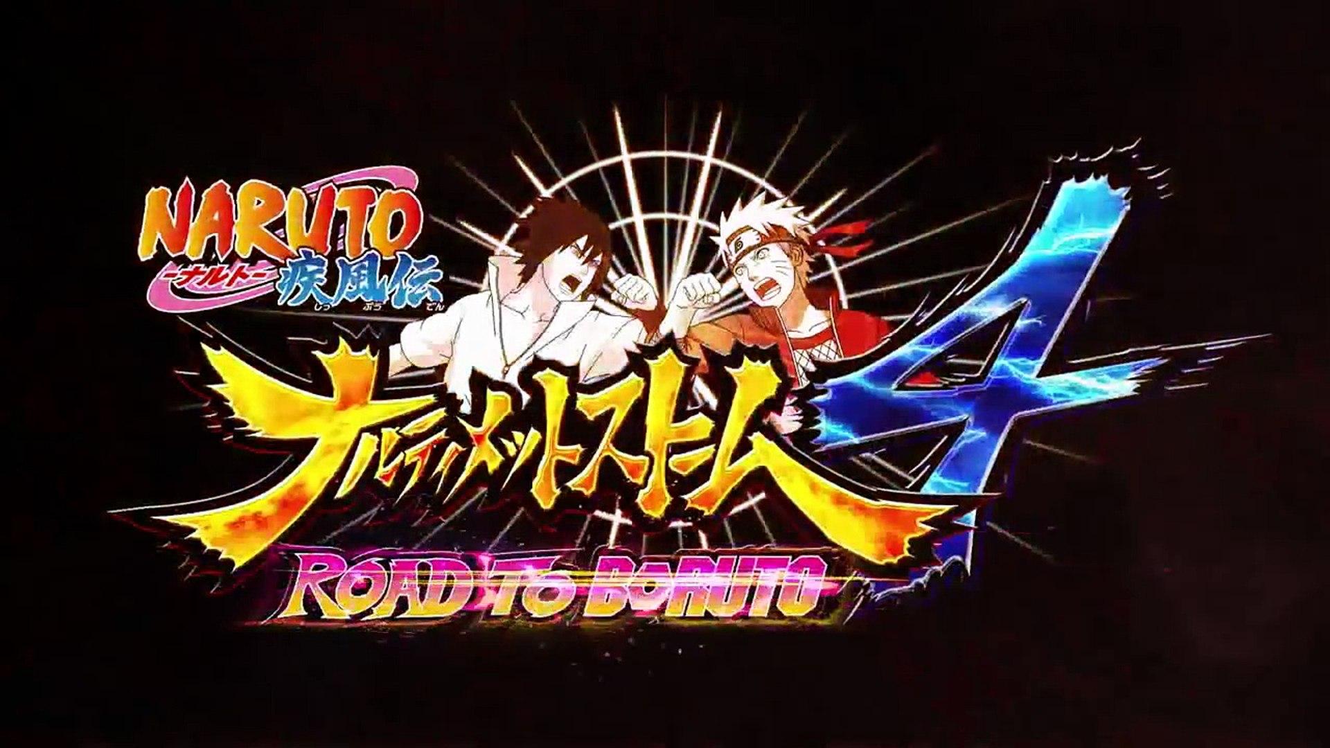Nuevo Naruto Hokage Moveset Gameplay - Naruto Storm 4 Road to Boruto