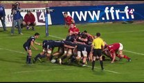 6 Nations U20 - La France domine le Pays de Galles (40-20)