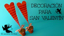 Decoración para San Valentín, Decora tu  Mesa en San Valentín, Ideas para San Valentín