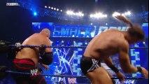 Matt Hardy & R-Truth vs. Drew McIntyre & Kane