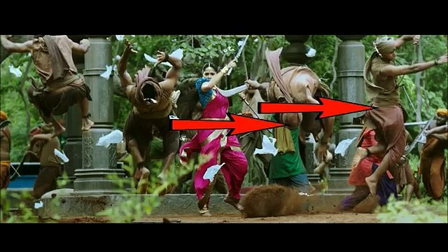 Bahubali 2 trailer mistakes   Genuine Mistakes you cant t ignore