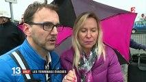 Homme abattu à Orly : l'aéroport évacué et le trafic aérien stoppé
