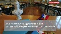 Présidentielles 2017. Quels élus bretons ont parrainé qui ?