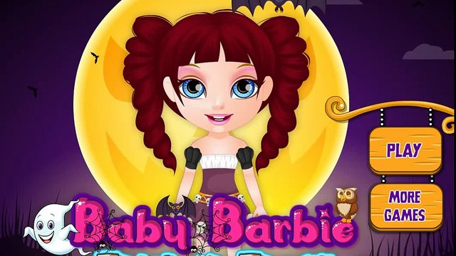 Baby Barbie Trick Or Treat: Halloween Games For Children | Baby Barbie Trick Or Treat