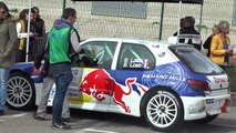 Rallye de Haute-Provence : La présence de Sebastien Loeb ravi les organisateurs et les spectateurs