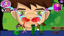 Doctor Games for Kids | Kids Nose Doctor Game for Boys and Girls | Educational Game Videos
