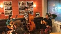 Y a toujours de l'ambiance à Lisieux... au bar Le Costa, avec Tout Folkant!