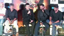 Baahubali 2 Trailer 2017 Launch Full Video HD   Rajamouli,Prabhas,Rana Dagubatti,Karan   Part 2