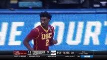(11) PC vs. (11) USC @ 2017 NCAA Tournament - 1st Half