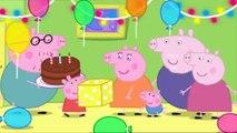 Пеппа свинья Мумия свиньи день рождения эпизоды сборник Новые функции Пеппа свинья английский