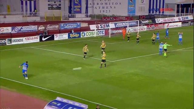 Atromitos 0-1 AEK - Highlights
