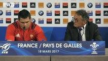 VI Nations - Les Gallois accusent les Français de morsure, Novès répond