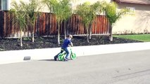 Y-Volution Green Velo Balance Bike Review