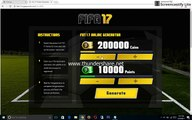FIFA17 HACK COINS: GET UNLIMITED COINS ON FIFA17 ( MARCH/APRIL 2017 )