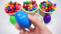 Пузырь крем чашки пена лед играть делать вид Радуга сюрприз Игрушки с десны
