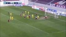 Superliga de Grecia 2016/17: J25 - Larisa 1-0 Panetolikos (18.03.2017)