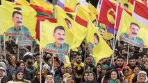 Thousands of Kurds Protest Against Turkey's Erdogan