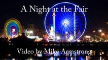 A Night at the Del Mar Fair - San Diego Coaster, Amtrak, and BNSF Freight-zVacuqSb4LI
