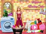 Детка ребенок Одежда дисней для Игры Дети кино Принцесса Рапунцель запутанный видео мойка