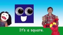 Форма Песня английский Дети Песня Узнайте о формы детский сад образовательных Песня