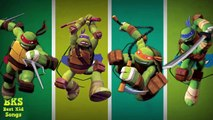 Ninja Turtles Finger Family Song | Finger Family Ninja Turtles Family | Nursery Rhymes for