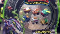 Toy Cars for Kids - Trash Pack Toys Street Vehicles - Trash Wheels & Street