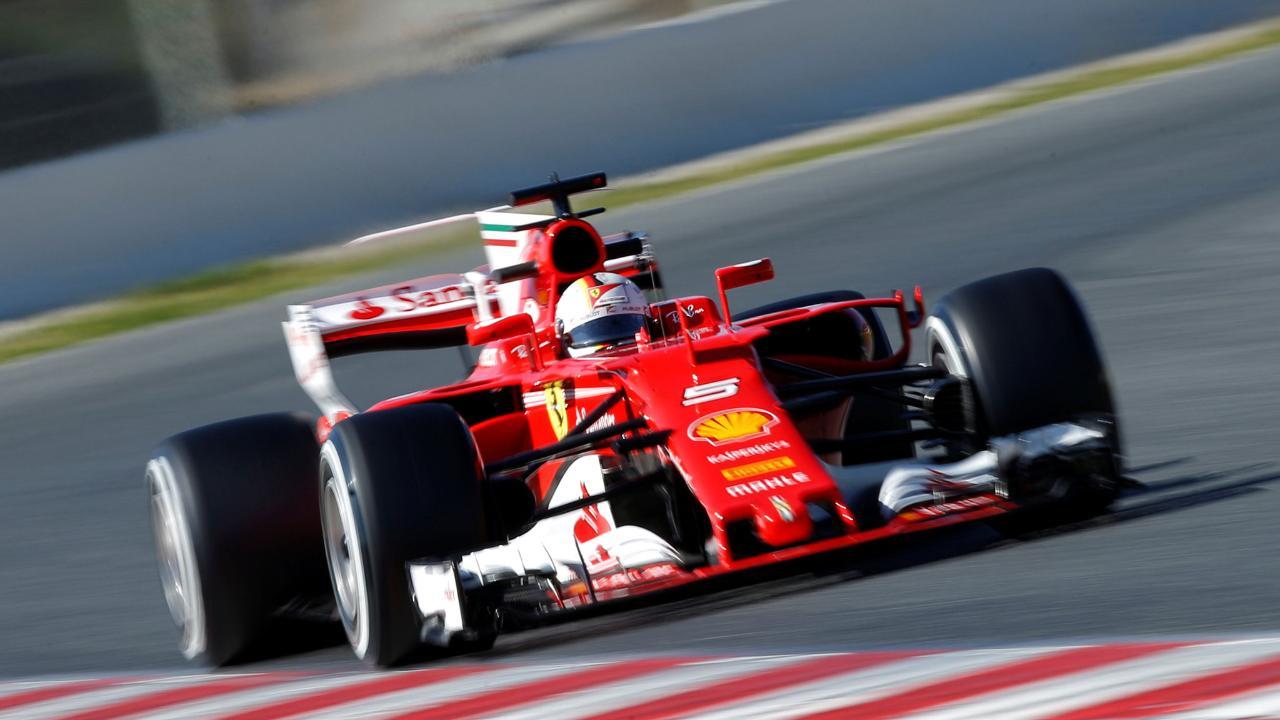 Merkel tested, Formula One restarts