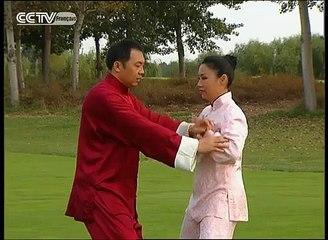 Tui Shou - Cercle horizontal, vertical et plié à deux mains