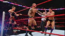 Randy Orton vs. Ted DiBiase & Cody Rhodes
