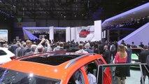 La 87ème édition du salon de l'automobile de Genève au travers de ses hôtesses