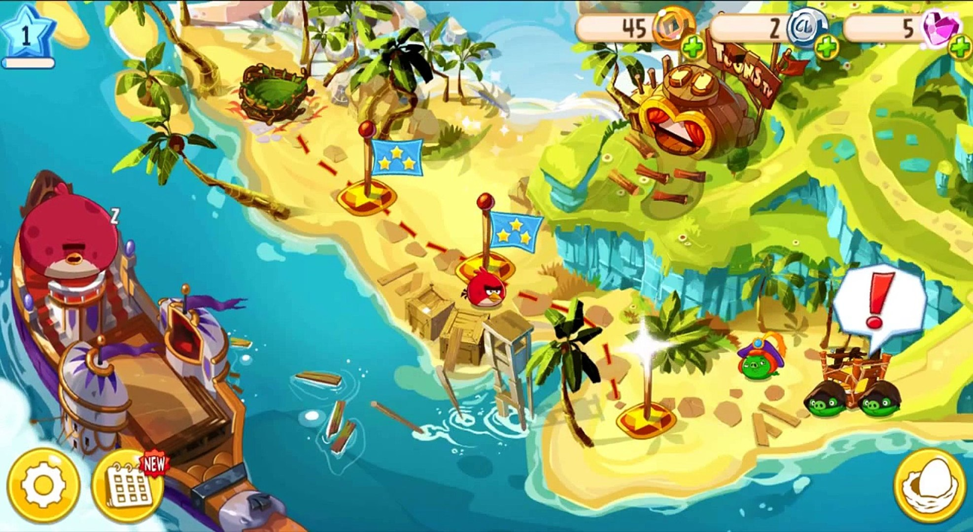Best Mobile Kids Games - Angry Birds Epic Rpg - Rovio Entertainment Ltd