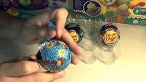 Unboxing Chupa Chups balls - Chupa Chups New Spiderman 2 Chupa Chups Маша и Медведь