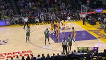 Nick Young, Greg Monroe, Russell Ejected for Fighting! Bucks vs Lakers