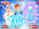 Disney Princess Frozen Sisters Ballerinas Game - Frozen Anna & Princess Elsa Ballerina Gam