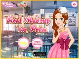 Girl Games - Real Makeup For Prom - Dress Up Games - New Movies new - Baby Games