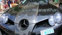 Mercedes-Benz SLR McLaren Compilation!