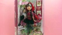 Poupée Ever After High Cerise Hood – Fille du Petite Chaperon rouge des contes de fées Voi