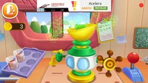 Little Pandas Candy Shop Panda games Babybus - Android gameplay Movie apps free kids best